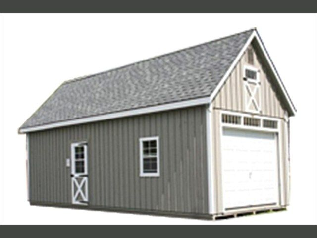 Sheds by taylor structures taylor pa servicing all of for A frame garage