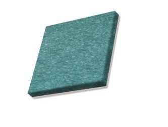 green poly block