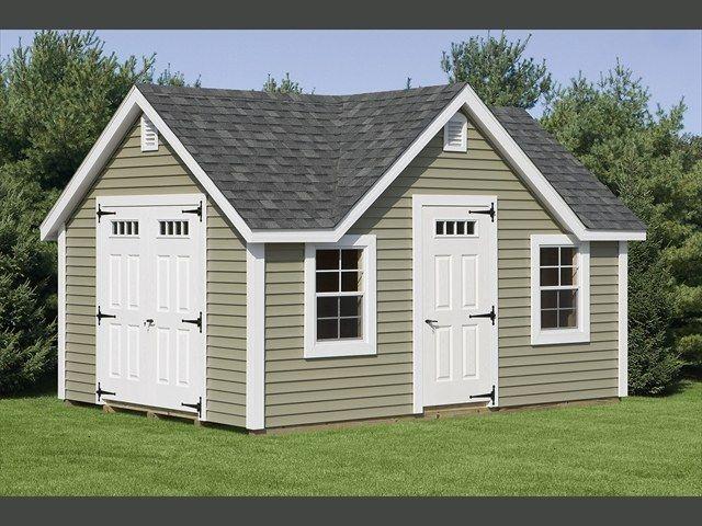 Free Shed Dormer Garage Plans